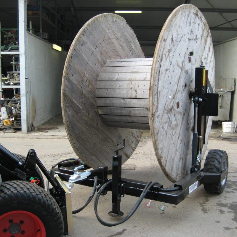 chariot pour enrouleur 14