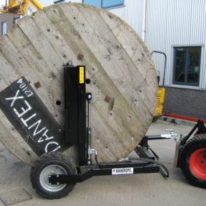 chariot pour enrouleur 19