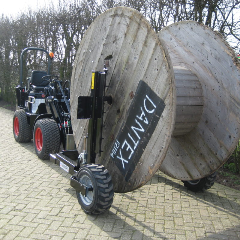 chariot pour enrouleur 2