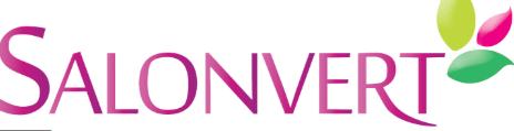 logo salon vert