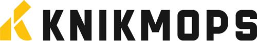logo knikmops noir
